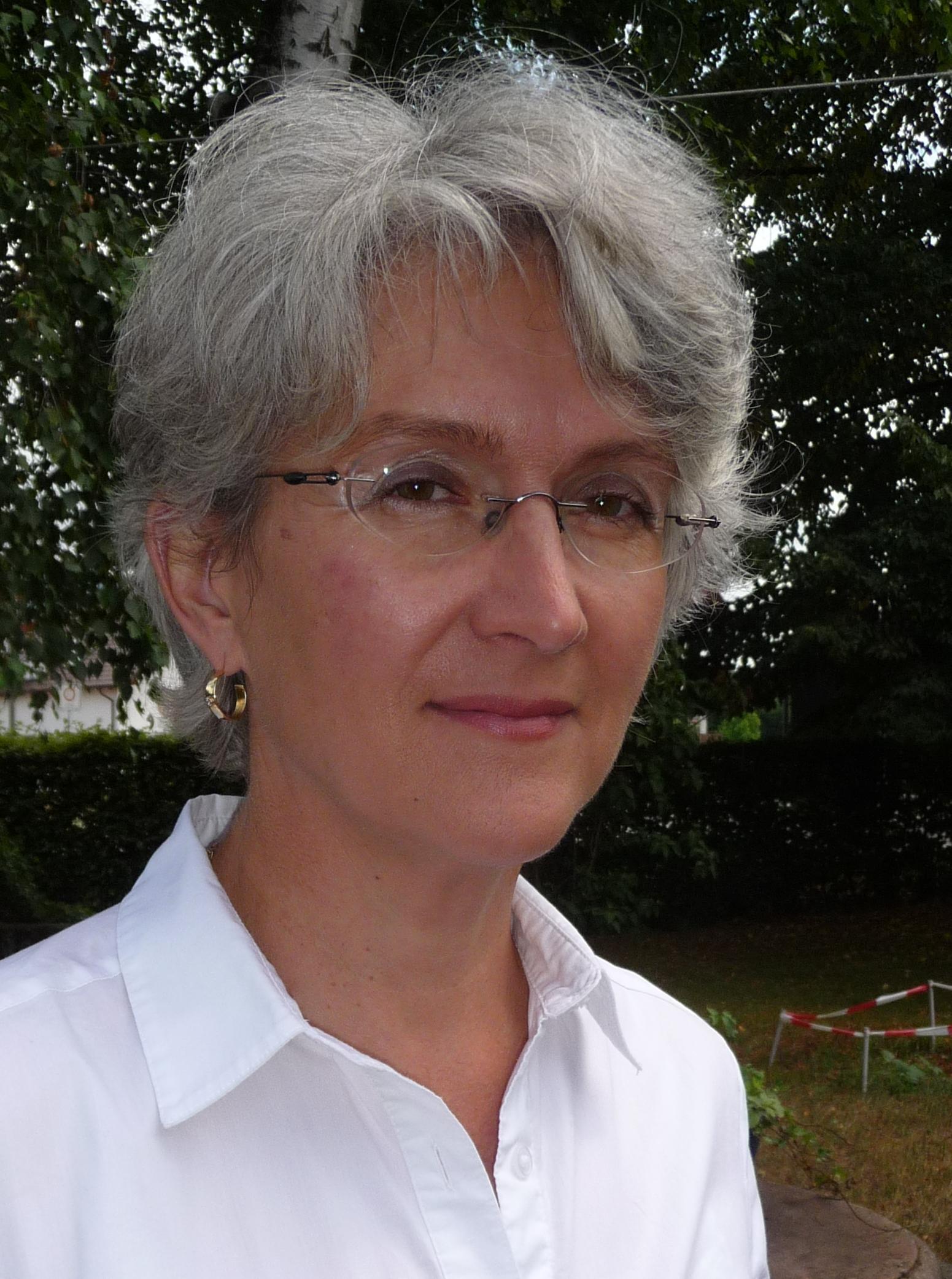 Nicole Stadler Ersatzkandidatin zur Landtagswahl
